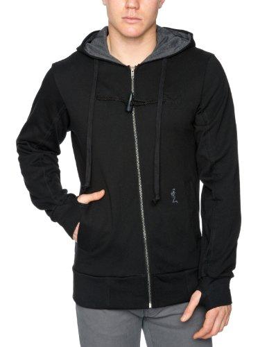 RELIGION LTD Notical Men's Jacket Jet Black Small