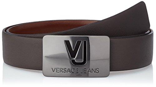 Versace Jeans - ED8YNBF12_E77137, Cintura da uomo, 829+239-emez, 105