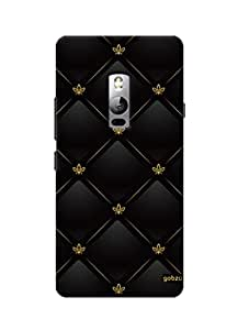 Gobzu Printed Hard Case Back Cover for OnePlus Two / One Plus 2 - Design_30