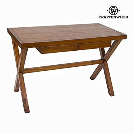 Scrittoio piede a x - Serious Line Collezione by Craften Wood (1000026945)
