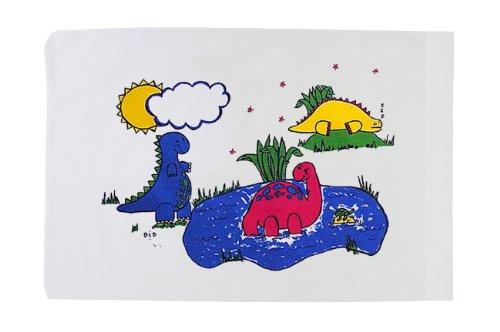 Toddler Dinosaur Bedding front-989691