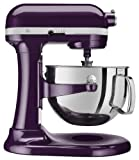 Kitchenaid Professional 600 Stand Mixer in Plumberry Purple