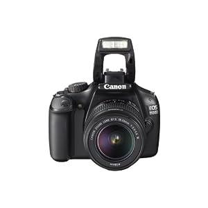 Canon EOS 1100D Digital SLR Camera (inc. 18-55 f/3.5-5.6 DC III Lens Kit)