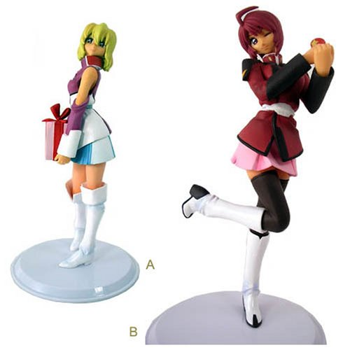 Buy Gundam Seed Destiny PVC Figure (Set of 2)