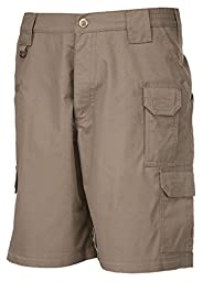 5.11 Tactical #73287 Men\'s TacLite Shorts (Tundra, 38)