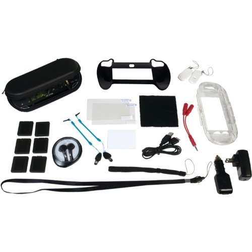 CTA Digital PS Vita 25 in 1 Luxury Kit Picture