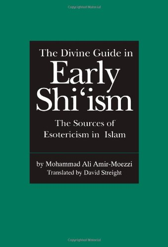 The Divine Guide In Early Shi'Ism: The Sources Of Esotericism In Islam front-431800