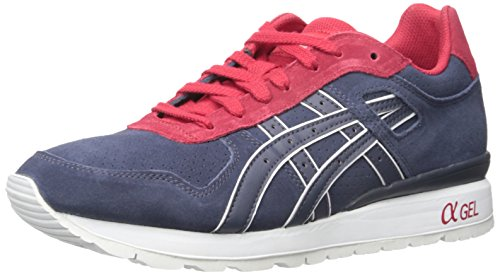 ASICS GT II Retro Running Shoe, Navy/Navy, 5 M US