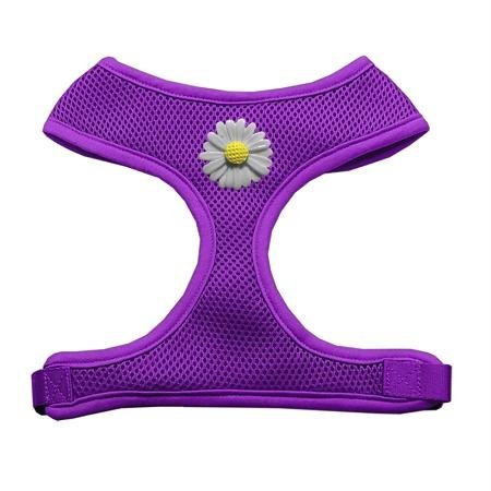 Mirage - White Daisies Chipper Purple Harness Small Product Category: New Pet Products/White Daisies Chipper Harness new products 645 in 1 multi arcade game board 28 pin jamma wire harness