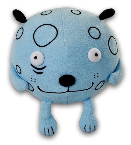 Gus Fink Puff Dog Mushy Plush Toy By Rocket USA - 1