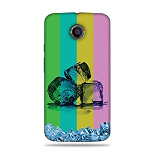 Moto X (2nd Generation) Printed Back Cover (3D-RK-AD020)RK-AD020