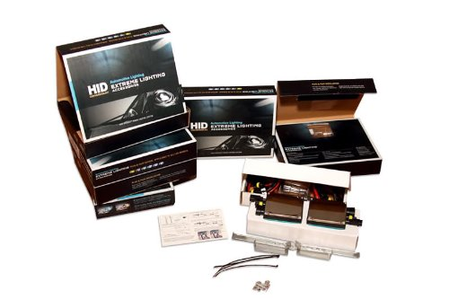 Xtremelite Premium Low Beam Headlights H7 6,000K Xenon Hid Kits - 1999 Bmw 5-Series Composite
