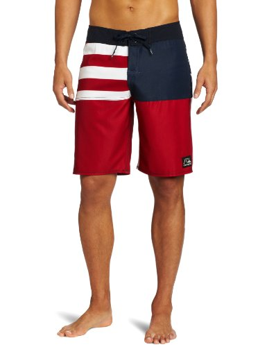 Wes /& Willy Little Boys Inset Striped Swim Trunk Jr Navy 4 Wes /& Willy Boys 2-7