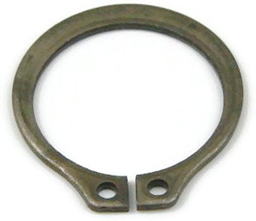 [해외]링 7mm 수량 (25) 옹 로터 클립 SH-27 SS 스테인레스 스틸 외부 샤프트/Rotor Clip SH-27 SS Stainless Steel External Shaft Retaining Ring 7mm QTY