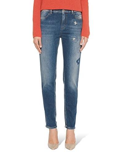 Marc Cain Collections Jeans blau