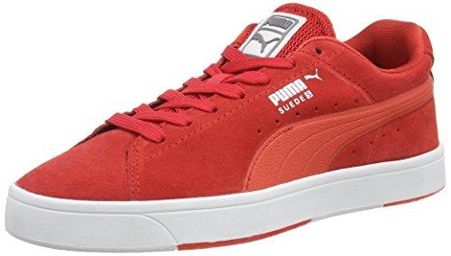 Puma-Suede-S-Modern-Tech-zapatilla-deportiva-de-cuero-Unisex-adulto