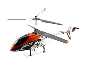 Team R/C Hawk Talon Volitation 3-Ch RC Heli