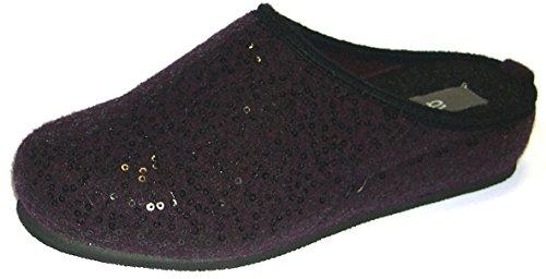 ara, Pantofole donna Viola viola, Viola (lilla), 40 EU
