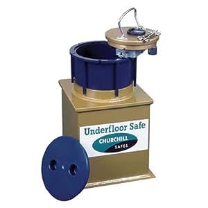 Churchill Safes Domestic D2l Underfloor Safe