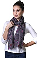 Women's Tweet Tweet Birds Soft Fashion Scarf / Shawl / Wrap (2 Colors)