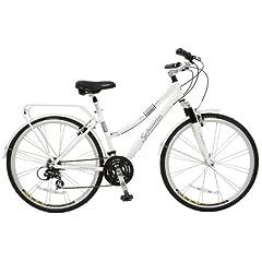 Schwinn Discover Ladies Hybrid Bike (700C Wheels) by Schwinn
