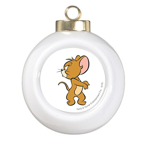OMggg Xmas Trees Decorated Jerry Mouse Blank One size (Tom And Jerry Centerpiece)