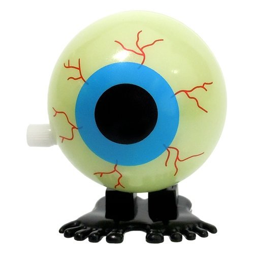 Wind-Up Eye - Glow-in-the-Dark