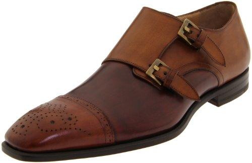 Mens Leather Monk-Strap Shoes Antonio Maurizi Cheap Reliable Discount Choice Pay With Paypal For Sale Cheap Sale Explore hzc2xL