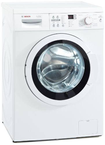 Bosch WAQ28321 Waschmaschine Frontlader Avantixx 7 / A+++ / 1400 UpM / 7 kg / Weiß / VarioPerfect / Mengenautomatik / AquaSpar