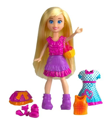 Girls Barbie Toys Room