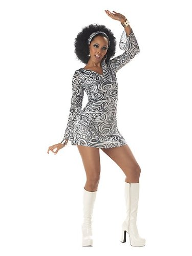 California Costumes Women's Disco Diva Costume