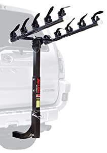 Allen Sports Deluxe 5-Bike Hitch Mount Rack (2-Inch Receiver)