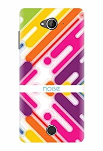 Noise Vibgyor Printed Cover for Acer Liquid Z530