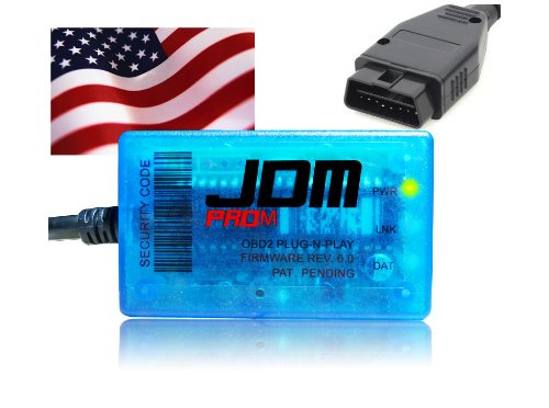 JDM ProM Car Performance Chip ECU OBD2 Plug and Play (Up to