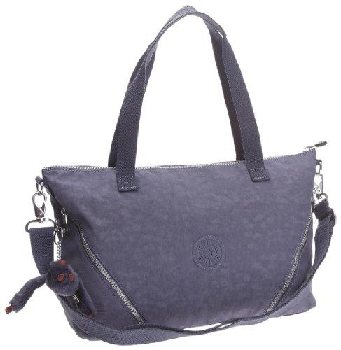 Kipling Women's Gansu Shoulder Bag Eggplant Blue K13547578