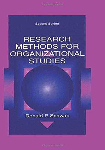 research-methods-for-organizational-studies