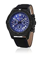 So&Co New York Reloj de cuarzo Man Yacht Club 44 mm