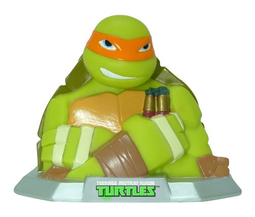 Buy Discount TMNT Ninja Bank-Michelangelo