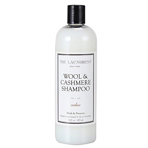 ザ・ランドレス 洗濯用洗剤 ウール&カシミア シャンプー シダー 0.475L 475ml アメリカ 高品質 漂白 衣類 C-006 The Laundress Wool & Cashmere Shampoo Cedar
