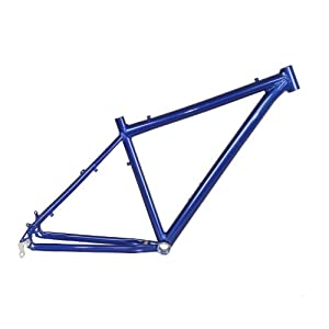 CFG Cycle Force Aluminum MTB 29 Frame, 16-Inch/Small, Blue