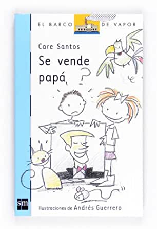 Se vende papá (eBook-ePub) (Barco de Vapor Azul) (Spanish Edition