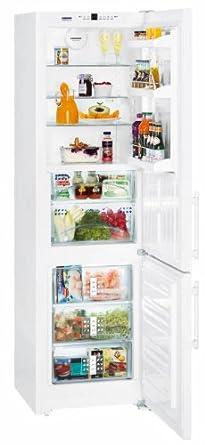 Liebherr CBP 4013-21 Comfort Autonome Blanc 205L 87L A++ - réfrigérateurs-congélateurs (Autonome, Bas-placé, A++, Blanc, SN, T, LED)