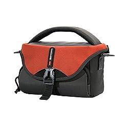 Vanguard BIIN 17 Orange Camera Bag (Orange)