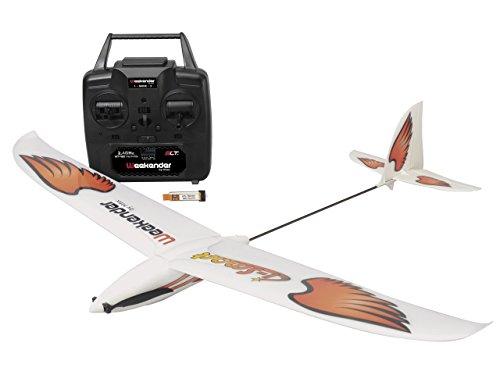 Weekender の〜んびり ミニプレーンシリーズ 3ch I-smart mini glider RTFキット ME101316 [日本正規品]