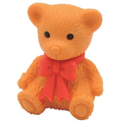 Ty Beanie Eraserz - Teddy