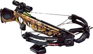 Barnett Predator 375 CRT Crossbow Package Arrows Scope by Barnett Crossbows
