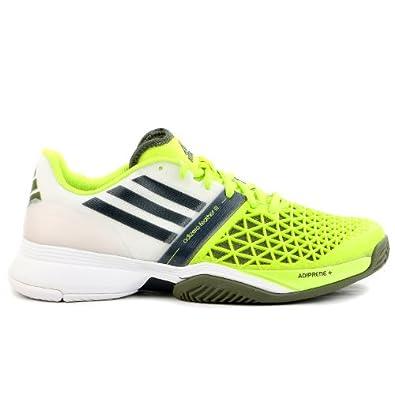 Buy adidas Mens adidas CC adizero Feather III Tennis Shoe by adidas