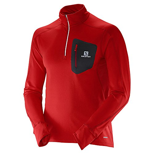Salomon-Mens-Trail-Runner-Long-Sleeve-Zip-Tee