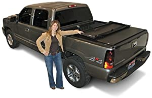 TruXedo 740601 Deuce Soft Roll-Up Hinged Tonneau Cover