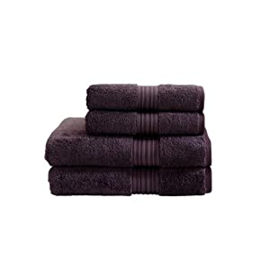 Plum Purple Towel Sets